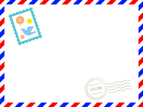 letter_イラスト